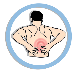 back pain, pain, doctor